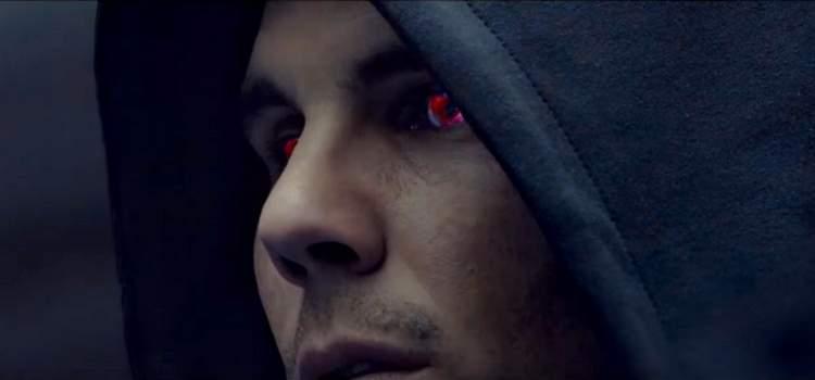 Kia Motors convierte a Rafa Nadal en X-Men