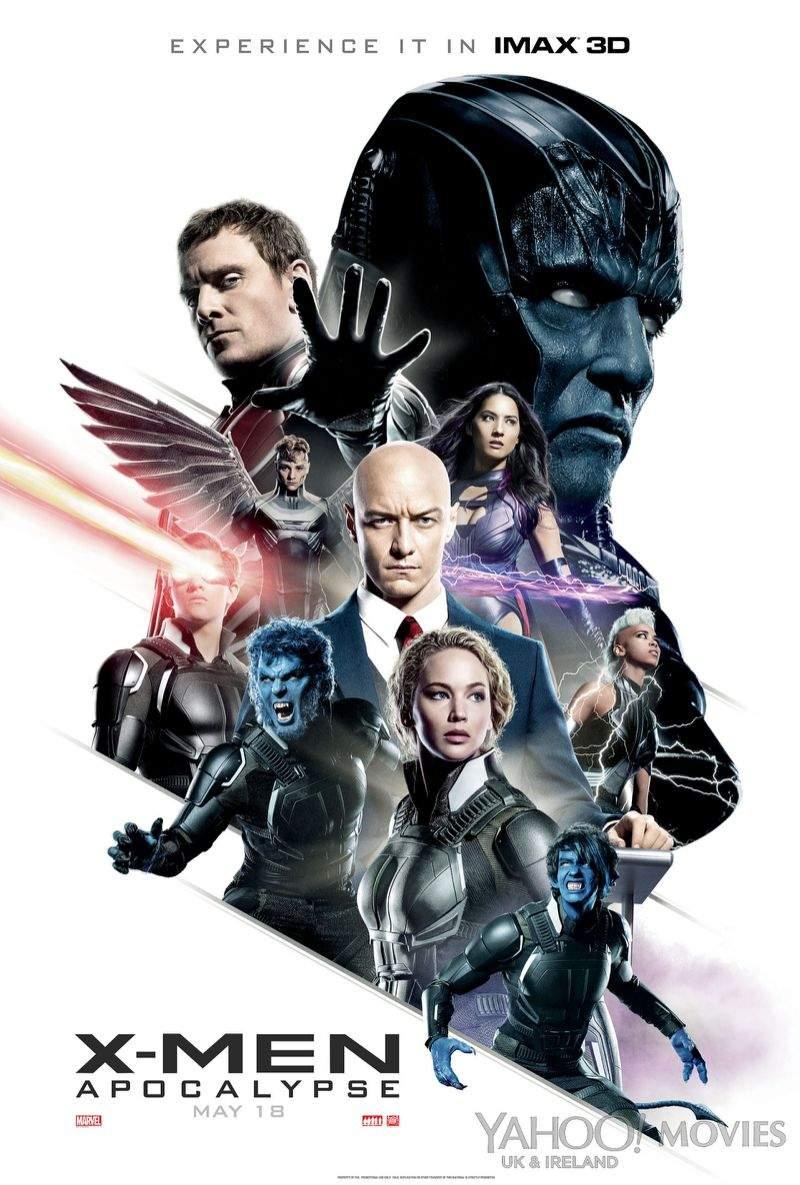ff6092c596e6c X-Men  Apocalipse - Diretor fala sobre romance entre Jean Grey e ...