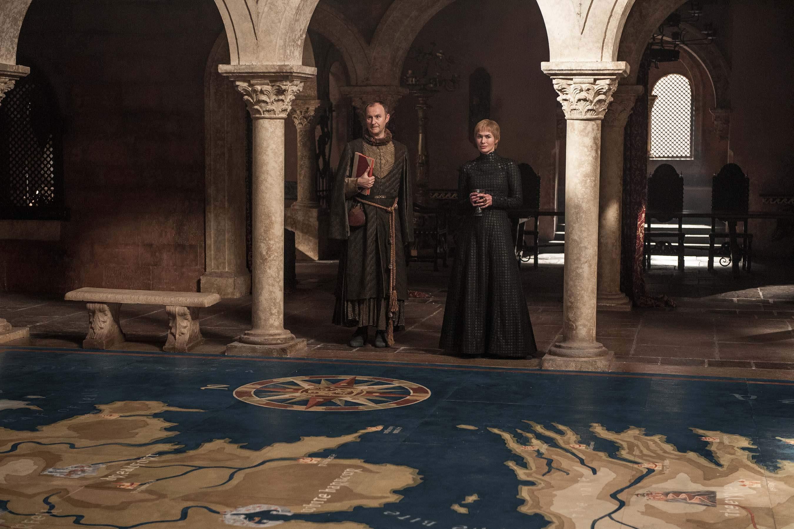 Resultado de imagem para game of thrones episódio quatro sétima temporada