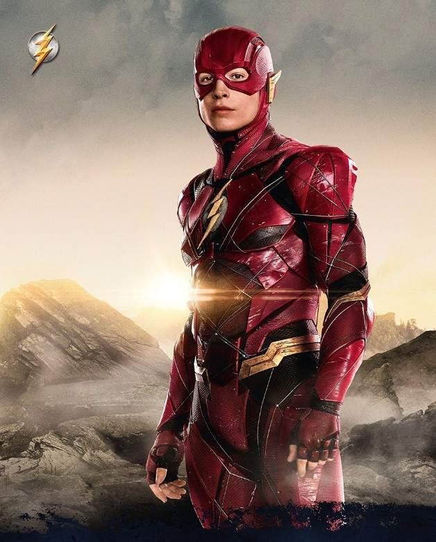 Resultado de imagem para a liga da justia   Flash