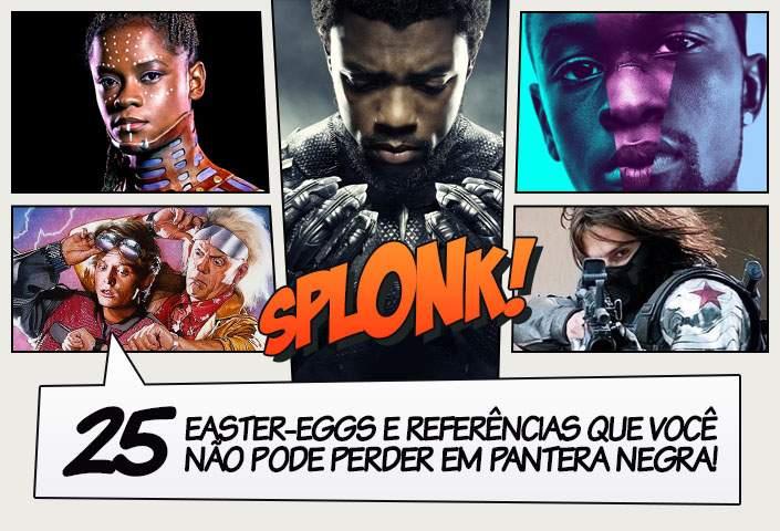 abf13e4428f 25 Easter-Eggs e Referências que você não pode perder em Pantera Negra!