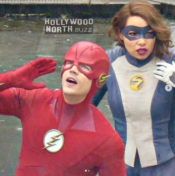 the flash 5 temporada