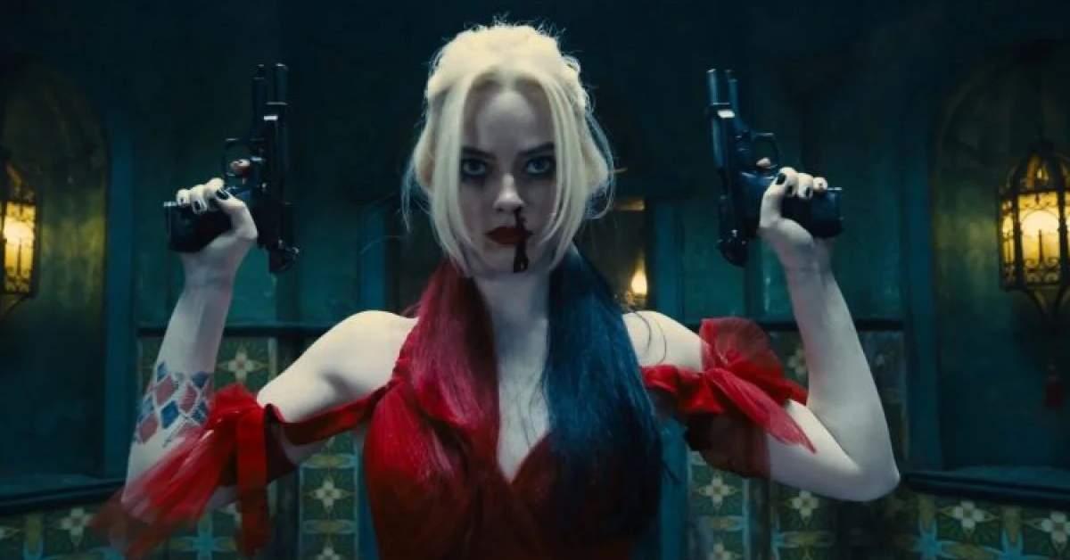 Margot Robbie; Coringa; Arlequina; Jared Leto; O Esquadrão Suicida