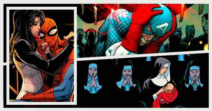 Capa - Os 12 maiores segredos dos personagens da Marvel!