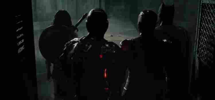 Capa - Liga da Justiça – Liberado o primeiro trailer oficial do filme!