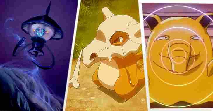 Capa - 10 Descrições mais macabras de Pokémon!