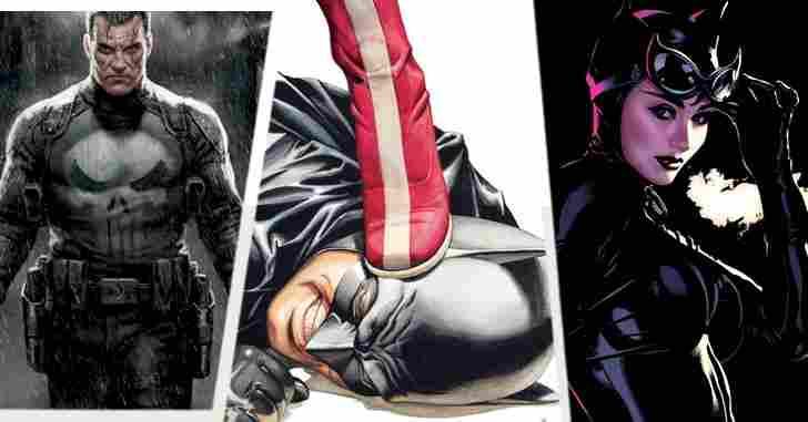 Capa - 10 personagens que já derrotaram o Batman!