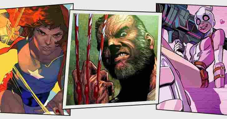 Capa - 10 novos heróis da Marvel que você precisa conhecer!