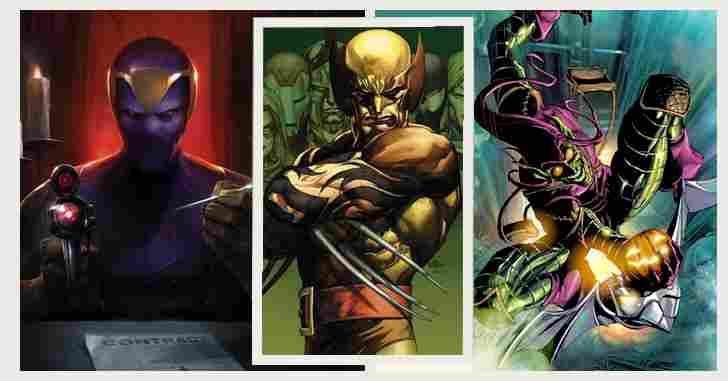 Capa - 10 vilões da Marvel que herdaram seus mantos de outros personagens!