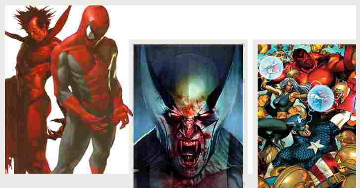 Capa - 10 histórias ruins da Marvel que jamais devem ser adaptadas!