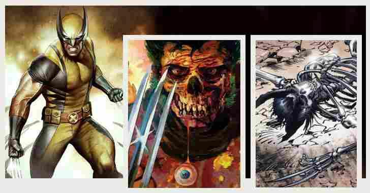 Capa - 10 vezes em que o Wolverine morreu nos quadrinhos!