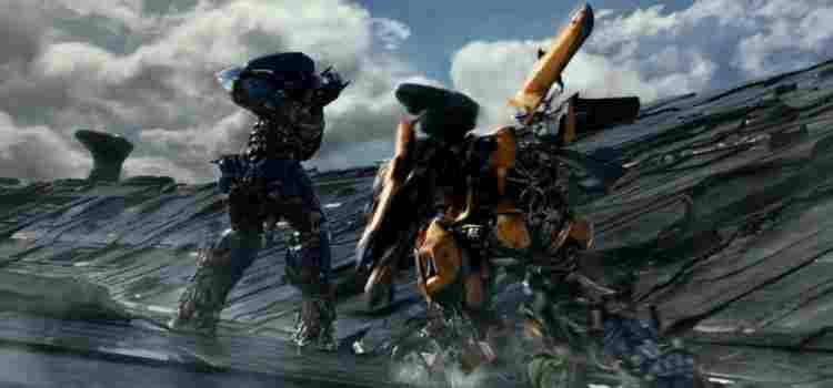 Capa - Transformers: O Último Cavaleiro – Liberado o primeiro trailer oficial do filme!