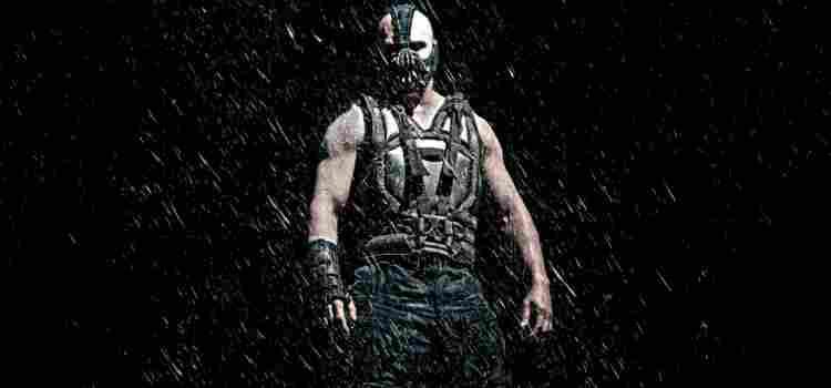 Capa - Batman – Tom Hardy diz que possui sequelas do treinamento feito para viver o Bane!