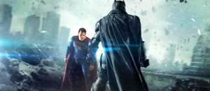 Capa - Batman vs Superman - Liberado trailer final oficial do filme!