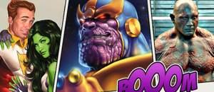 Capa - 10 coisas que você talvez não saiba sobre Thanos!