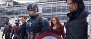 Capa - Capitão América: Guerra Civil - Liberado novo teaser oficial do filme!