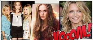 Capa - 10 coisas que você talvez não saiba sobre Elizabeth Olsen, a Feiticeira Escarlate!