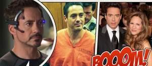 Capa - 10 coisas que você talvez não saiba sobre Robert Downey Jr, o Homem de Ferro!