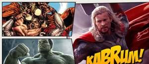 Capa - 10 motivos pelos quais Thor: Ragnarök dos quadrinhos é inadaptável!