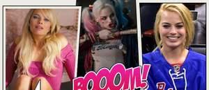 Capa - 10 coisas que você talvez não saiba sobre Margot Robbie, a Arlequina!