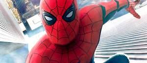 Capa - Guerra Civil - Homem-Aranha aparece em novo vídeo do filme!