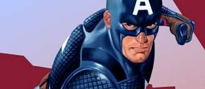 Capa - Marvel faz grande revelação sobre o Capitão América em nova revista!