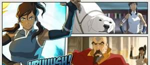 Capa - 10 coisas que você talvez não saiba sobre Avatar: A Lenda de Korra!