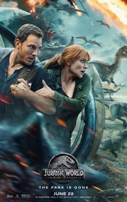 Jurassic World 3 - Mais dois personagens tem seu retorno ...