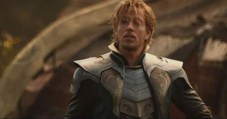 Ator De Thor: Ator Fala De Fandral E Sobre Interpretar