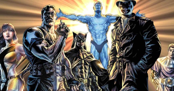 Indícios apontam que personagens de Watchmen já teriam aparecido no Universo DC! - Legião dos Heróis