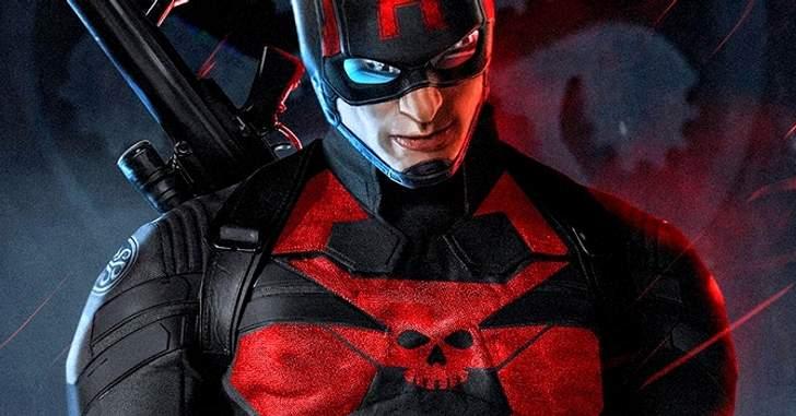 James Gunn critica fãs que reclamaram sobre a mudança polêmica do Capitão América! - Legião dos Heróis