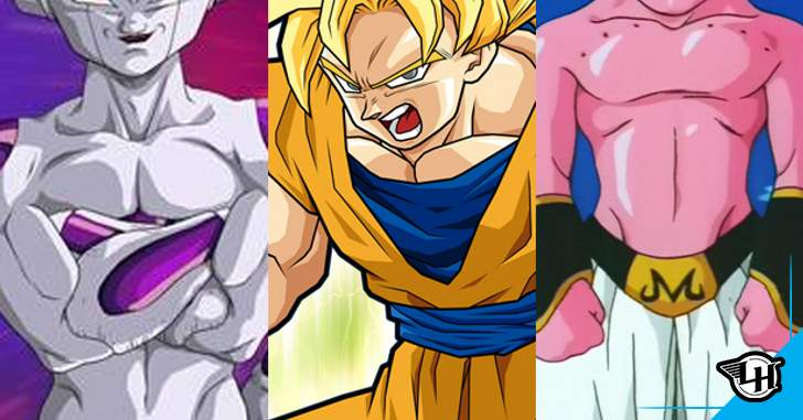 Os 10 Maiores Furos De Roteiro Em Dragon Ball Z