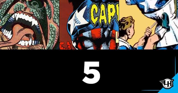5 Coisas Que A Marvel Quer Que Você Esqueça Sobre O