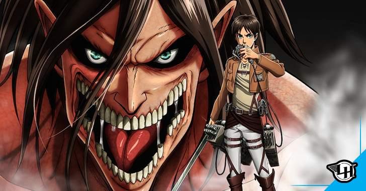 Attack on titan autor d dica sobre poss vel final do - Imagens em hd de animes ...