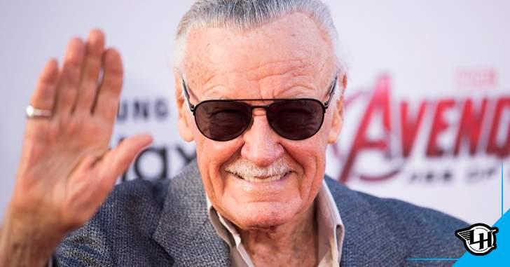 Tem Na Web - Stan Lee, criador dos heróis da Marvel Comics, morre aos 95 anos!