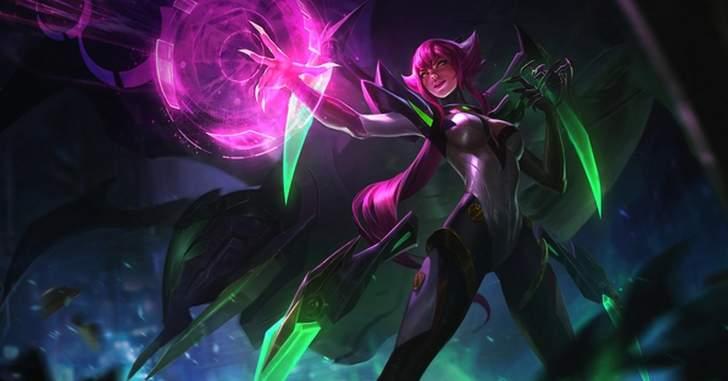 League of Legends - Novas skins Supergalácticas fazem referência ...