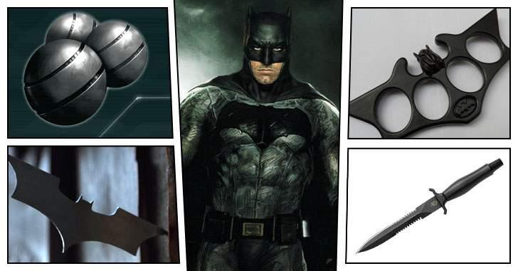 16 coisas que o Batman carrega em seu Cinto de Utilidades!