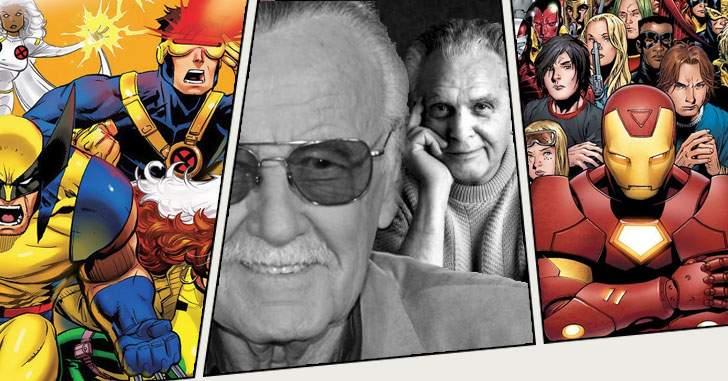 c9091e0646b As 10 maiores criações de Stan Lee   Jack Kirby! - Legião dos Heróis