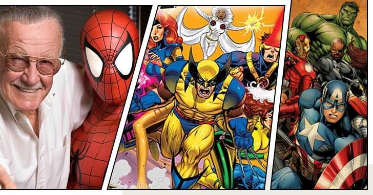 06988d60418 10 Maiores contribuições de Stan Lee para o mundo dos quadrinhos! - Legião  dos Heróis