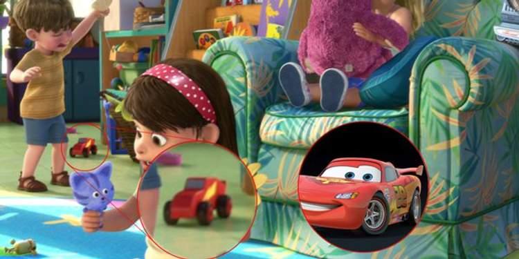 Toy Story 3 - Relâmpago McQueen de brinquedo