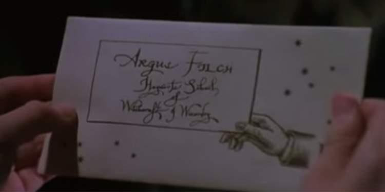Filch é um aborto mágico