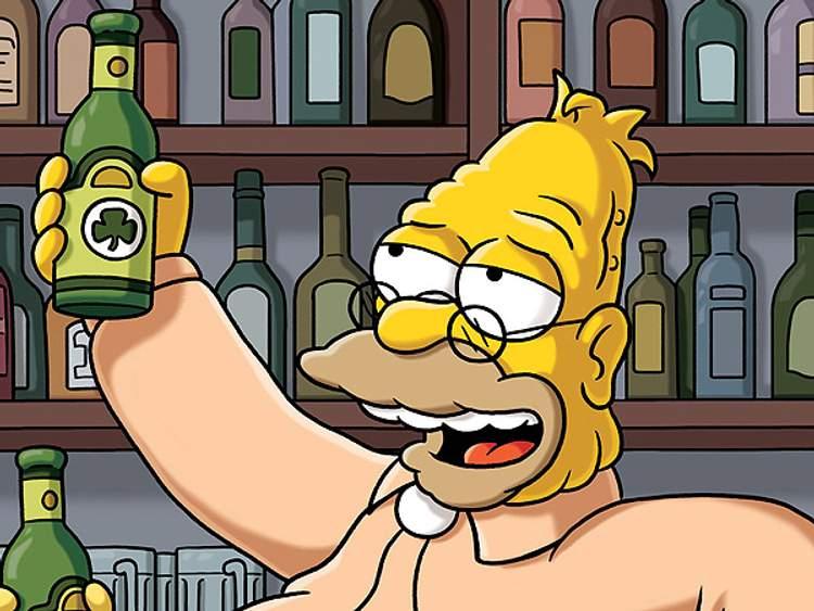 Vovô Simpson tem o mesmo nome do avô de Matt Groening!