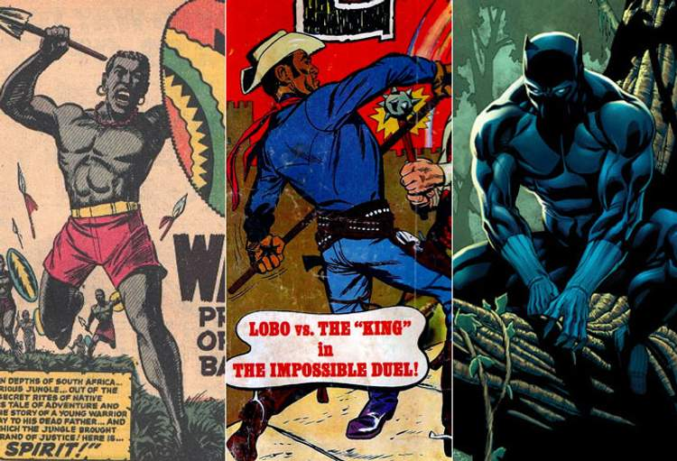 Ele NÃO foi o primeiro herói negro dos quadrinhos!