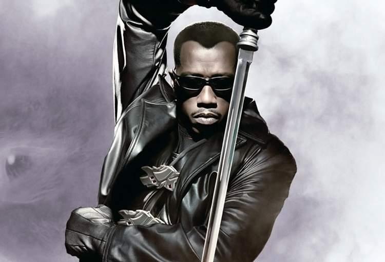 Wesley Snipes tentou fazer um filme do Pantera Negra!