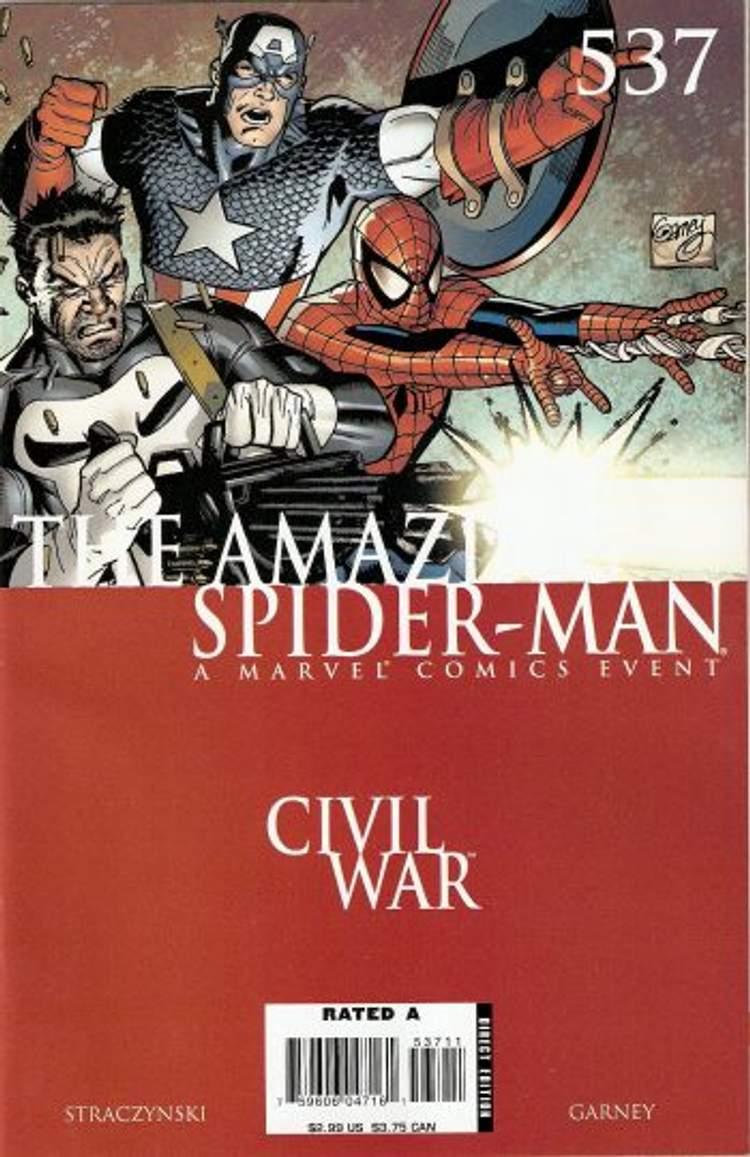 Espetacular Homem-Aranha #537