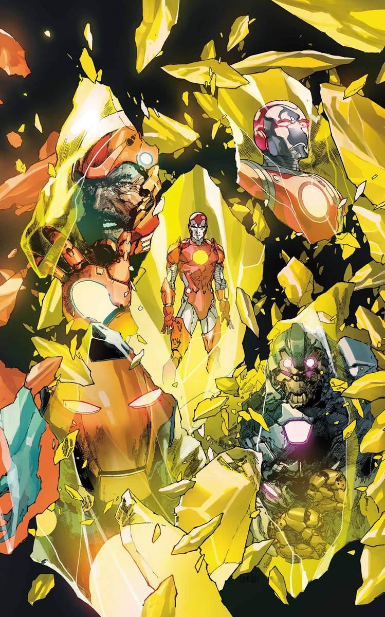 Vingadores vol. 5 #34