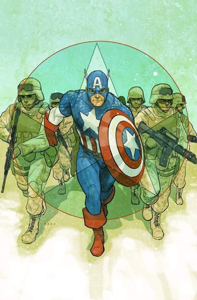 """Capitão América: Teatro de Guerra - """"To Soldier On"""""""