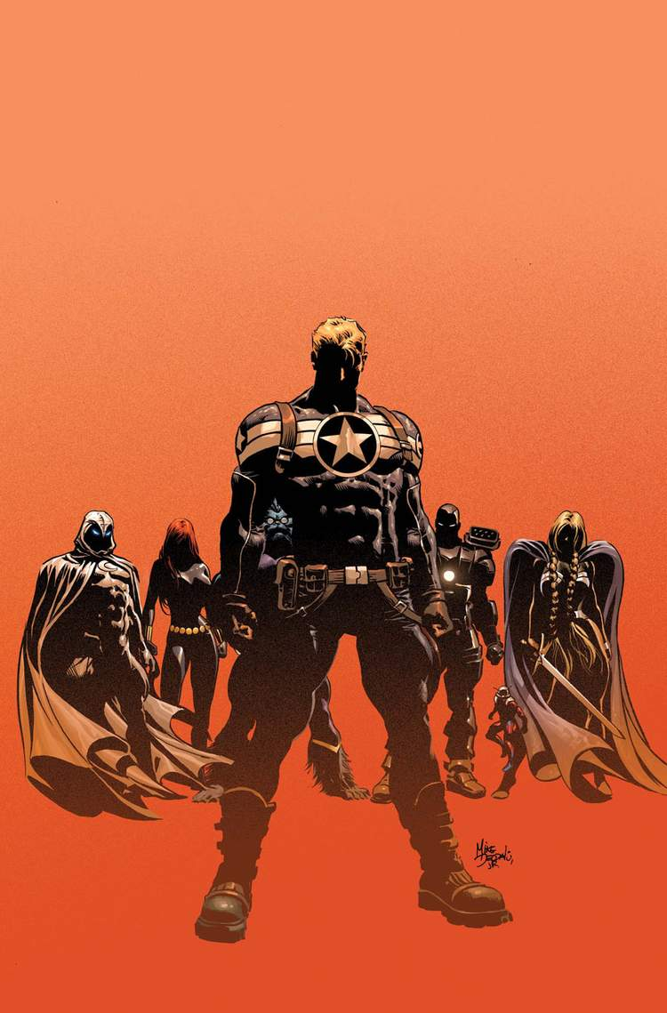 Vingadores Secretos vol. 2 #12.1