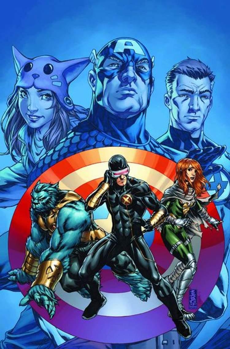 Fabulosos X-Men: A Era Heroica