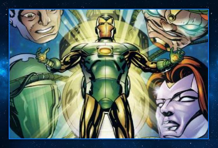 Lanterna de Ferro!